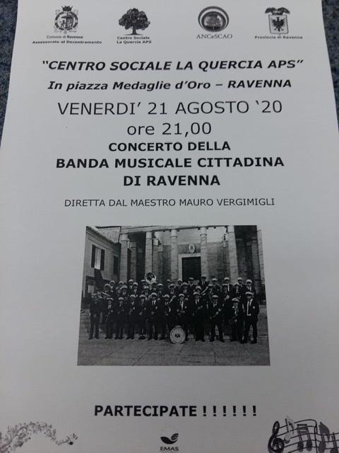 Centro sociale La Quercia